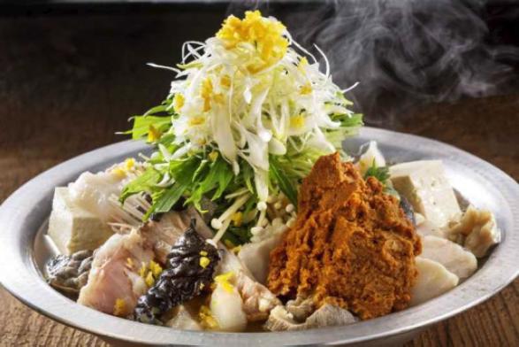 肝味噌のあんこう鍋
